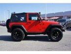 2013 Jeep Wrangler in TX