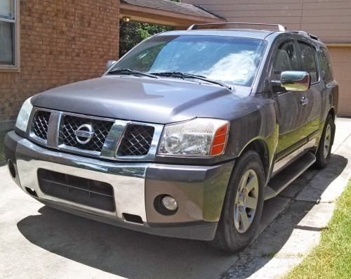 Used Nissan Armada Le 04 By Owner Houston Tx Under 7000