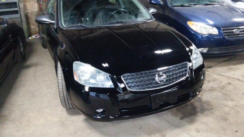 Used Nissan Altima Se 05 By Owner Chicago Il Under 4000