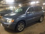 2006 Toyota Highlander under $8000 in Michigan