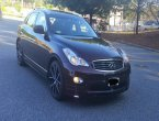 2010 Infiniti FX35 in Massachusetts