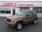 2002 Jeep Liberty under $4000 in Indiana