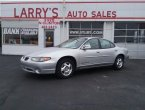 2002 Pontiac Grand Prix in IN