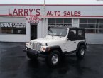 2001 Jeep Wrangler under $8000 in Indiana