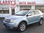 2008 Lincoln MKX under $9000 in Indiana