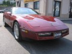 1988 Chevrolet Corvette in Rhode Island