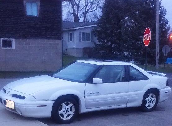 Used Car Under 2000 In Bluffton Oh Pontiac Grand Prix