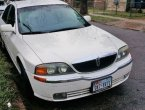 2002 Lincoln LS (White)