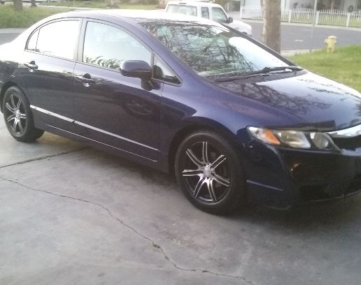 By owner 2010 honda civic in modesto ca under 9000 for Used honda civic for sale under 5000