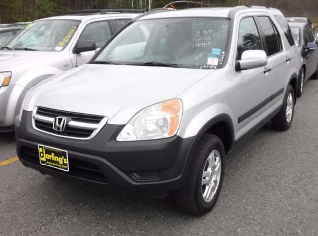 Range Rover Dealers In Ma >> SUV By Owner: Honda CR-V EX 2003 Lawrence MA Under $6K