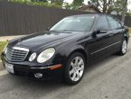2007 Mercedes Benz E-Class under $10000 in California