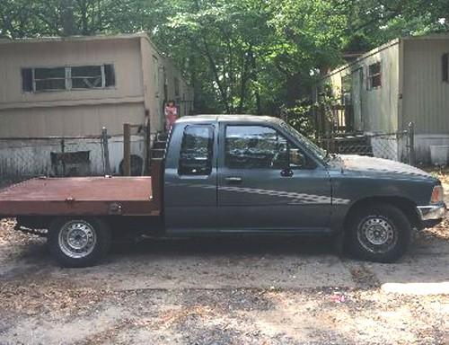 pickup by owner toyota tacoma 39 92 n charleston sc under 3k. Black Bedroom Furniture Sets. Home Design Ideas