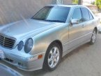 2002 Mercedes Benz E-Class in California