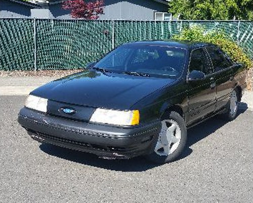 Car By Owner Ford Taurus Sho 91 In Lacey Wa Near Olympia