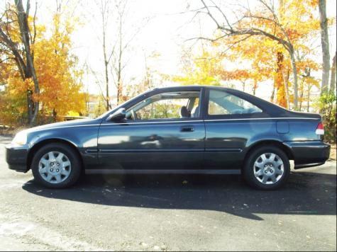 Honda Civic Ex 98 Cheap Coupe Sold In Nc For Less Than