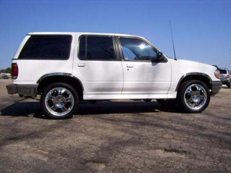 1997 Ford Explorer Sport For Sale Under 7000 In Raleigh