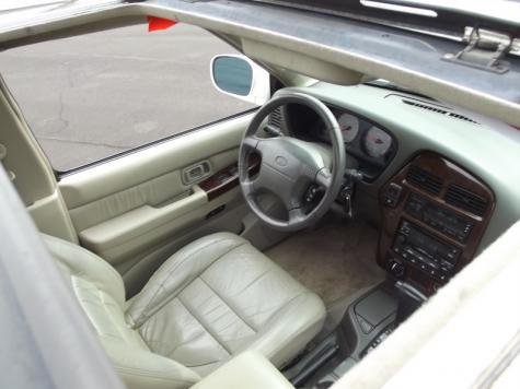 2000 Infiniti Qx4 Cheap Luxury Suv For Sale Under 5000