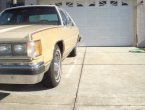 1985 Mercury Grand Marquis (Beige)
