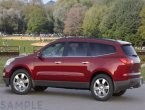 2010 Chevrolet Traverse under $8000 in Oklahoma