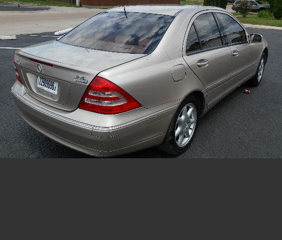 2002 Mercedes Benz C-Class Sedan For Sale By Owner In TX