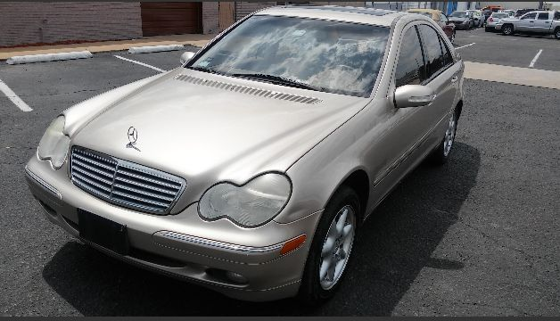 2002 mercedes benz c class sedan for sale by owner in tx for Mercedes benz under 3000