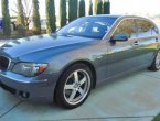 2007 BMW 750 in California