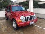 2006 Jeep Liberty in CA
