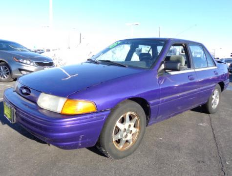 Ford Escort Lx 96 Cheap Used Car Under 1000 Near