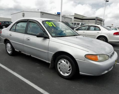 Cars For 500 Dollars For Sale By Owner >> Cheap Car Under $500 (Fixer Upper) - Ford Escort LX For ...