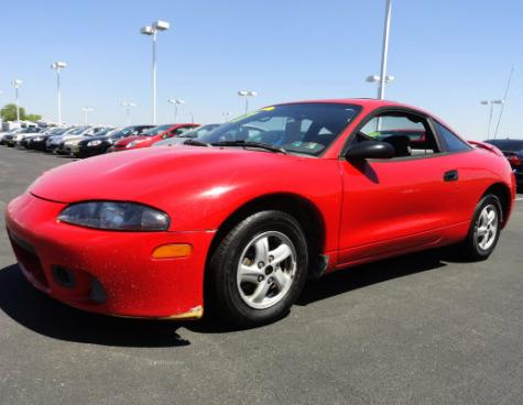Cheap Mitsubishi Eclipse Rs For Sale Under 2000 In