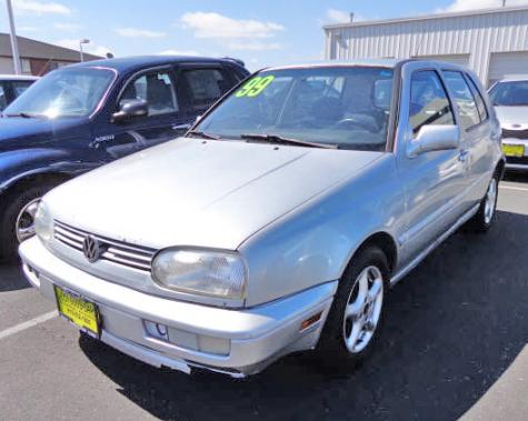 Vw Golf Wolfsburg 99 Cheap Car Under 1k Near Chicago