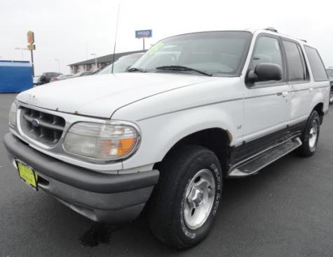 '98 Ford Explorer XLT: Cheap SUV For Sale Under $1000 in ...