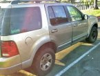 2002 Ford Explorer (Gold)