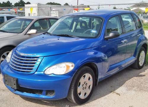 Chrysler Pt Cruiser 06 By Owner In Houston Tx Under 3k