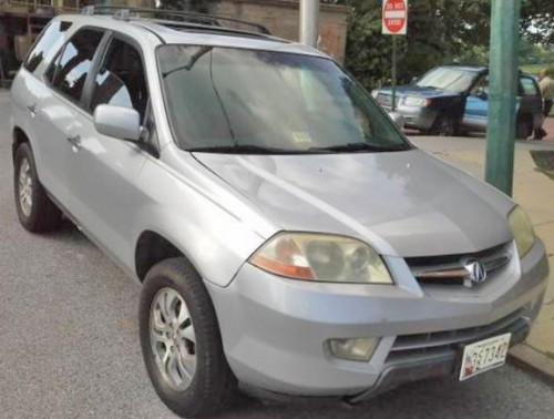 2003 Acura Mdx By Owner Baltimore Md Under 3000