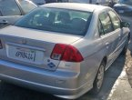 2005 Honda Civic under $4000 in California