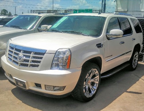 2007 cadillac escalade for sale houston tx under 20000. Black Bedroom Furniture Sets. Home Design Ideas