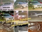 2002 Nissan Pathfinder under $3000 in NY