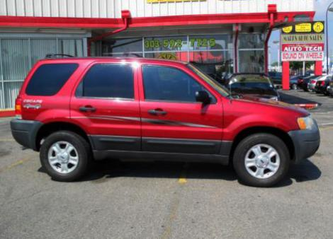 Used 2003 Ford Escape XLT SUV For Sale in CO - Autopten.com