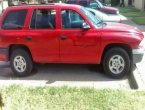 2001 Dodge Durango (Red)