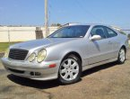 2001 Mercedes Benz CLK in Georgia