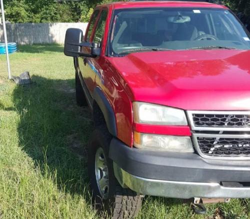 2007 Chevy Silverado 2500HD Under $5K By Owner In Texas