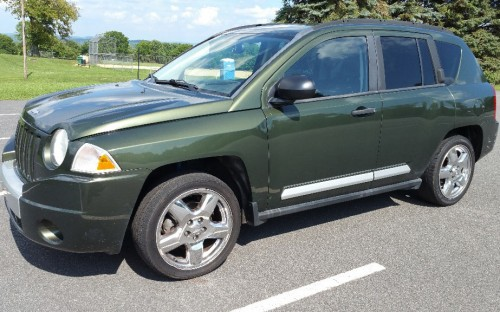 07 Jeep Compass Limited Under 5k In New Jersey By Owner