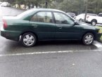2001 Mitsubishi Mirage (Green)