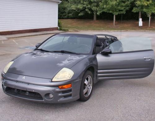 '03 Mitsubishi Eclipse Under $3K near Atlanta GA By Owner ...