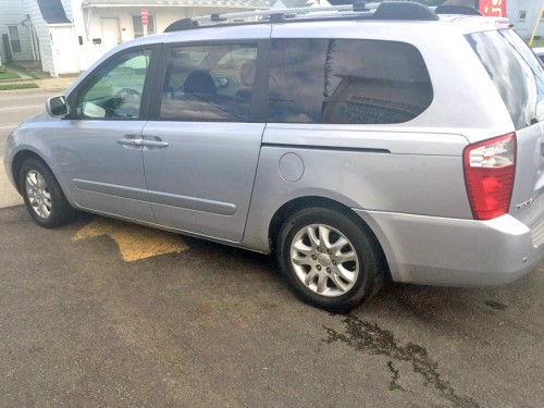 '07 KIA Sedona Minivan in Ohio Under $5000 Sale By Owner ...