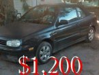 2002 Volkswagen Cabrio under $2000 in FL