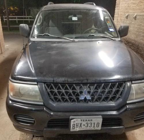 Mitsubishi Montero '02 Under $1000 In San Marcos TX (By