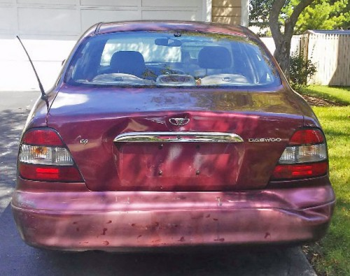 Cheap Cars For Sale In Chicago Under $1000 >> Cheap Car Under $1K in IL: Daewoo Leganza '99 By Owner ...