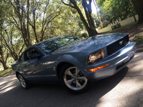 2005 Ford Mustang Coupe For Sale In Jacksonville Fl Under